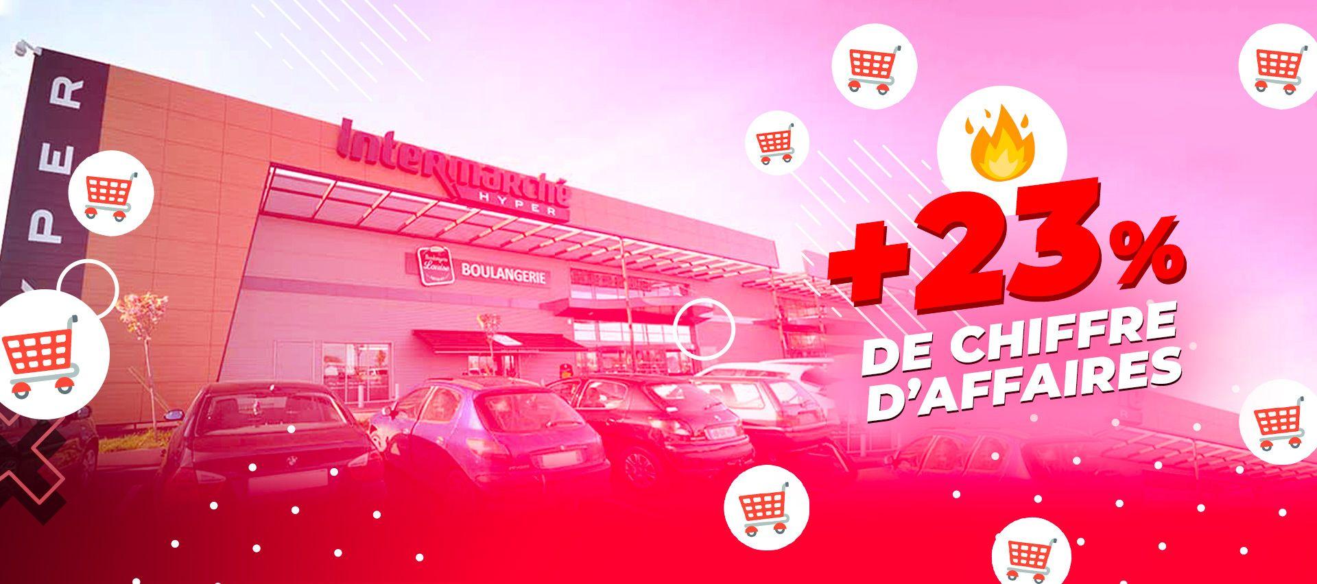Ce magasin a augmenté son CA de 23% grâce à GoBeep